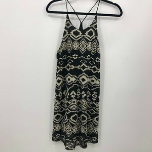 Staring at Stars UO Dress Small Strappy Sleeves